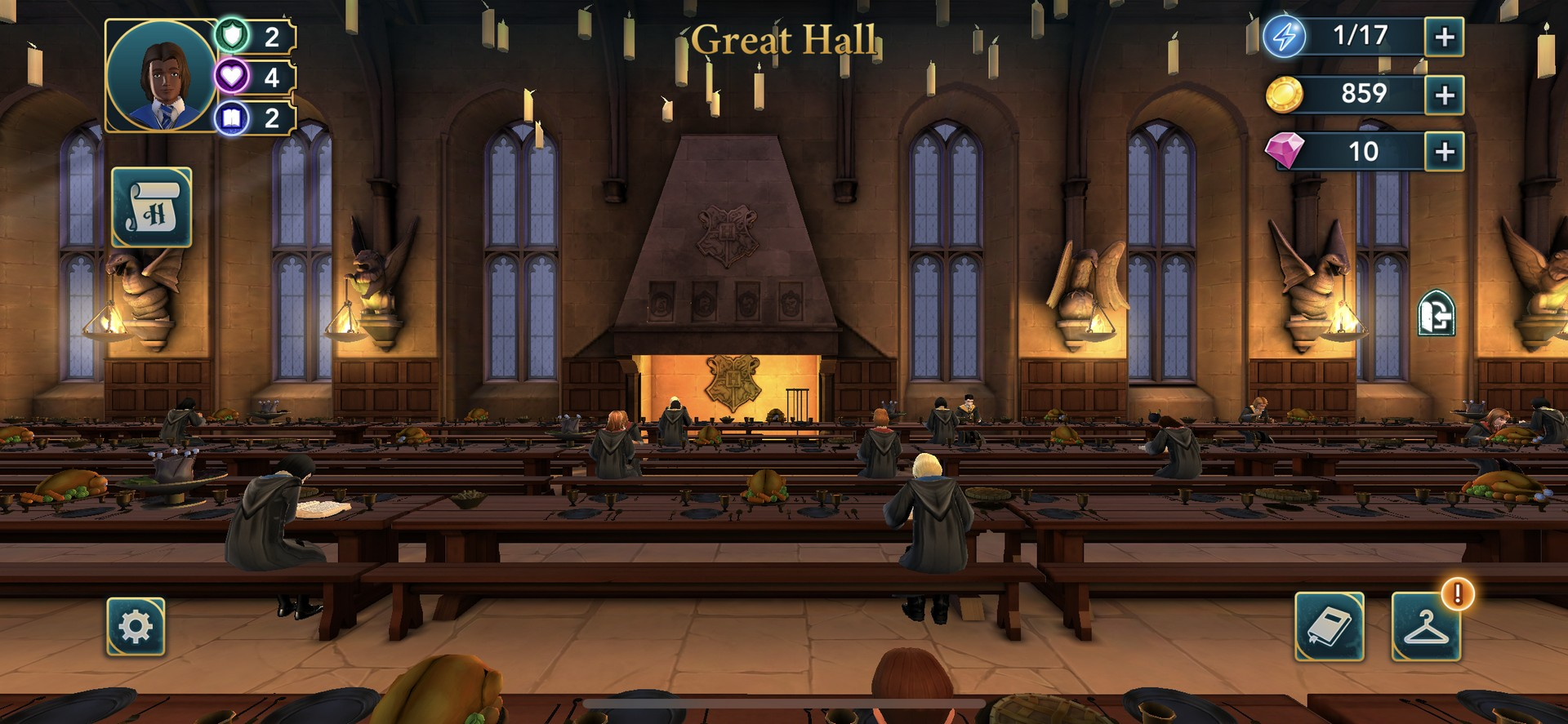 Harry Potter: Hogwarts Mystery Game Walkthrough