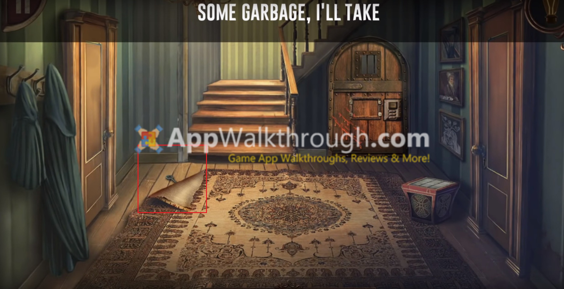Horror House Escape Part 1 Game Walkthrough Appwalkthroughcom